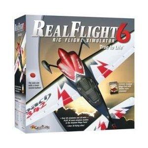 リアルフライト6 飛行機用 RCフライトシミュレーター モード2 メガパック付き REAL FLIGHT6