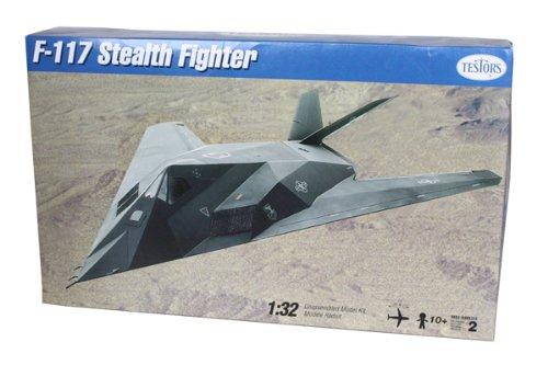 1/32 F-117A ステルス