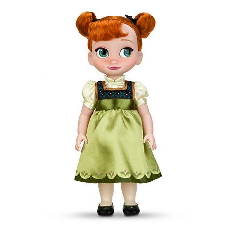 Disney ディズニー 公式 アナと雪の女王 Frozen フローズン アナ Anna 子供のアナ