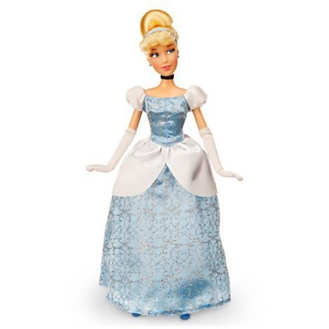 Classic Disney (ディズニー)Princess Cinderella (シンデレラ) Doll - 12'' ドール 人形 フィギュア