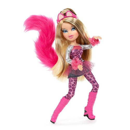 Bratz Catz Cloe Doll ブラッツキャッツクロエ人形