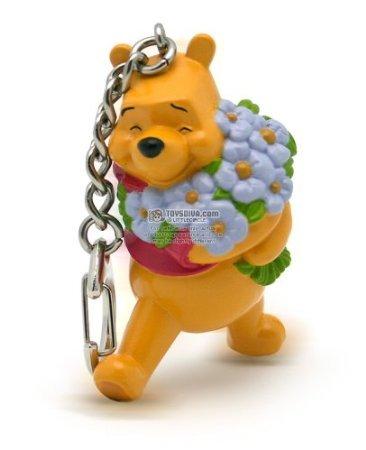 Disney (ディズニー) Figural Keyring - Winnie The Pooh