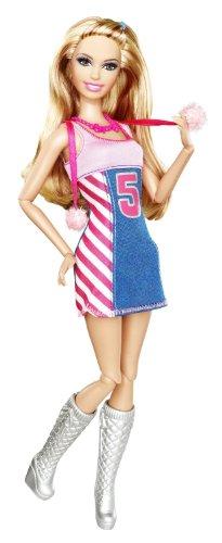 Barbie バービー Fashionistas Summer Doll 人形 ドール