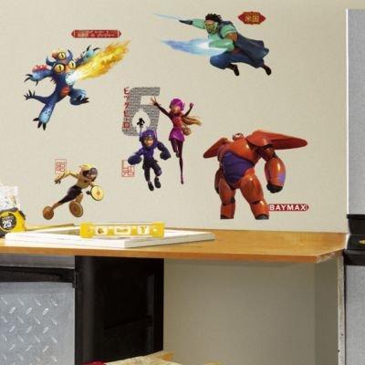 ディズニー(Disney)US公式商品 ベイマックス baymax ビッグヒーロー6 デカール シール ステッカー