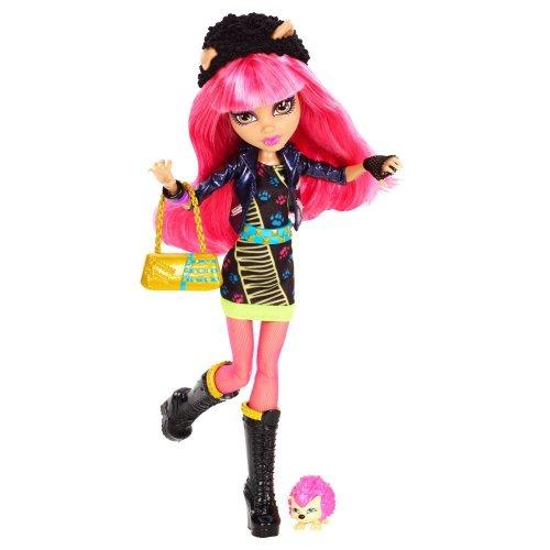 Monster High モンスターハイ 13 Wishes Howleen Wolf Doll 人形 ドール