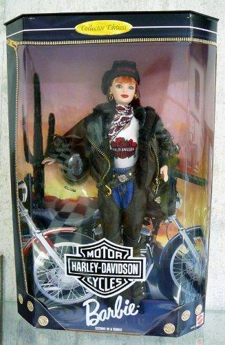 バービー ハーレイダビッドソン #2 1998 コレクター エディションBarbie Harley Davidson #2 20441