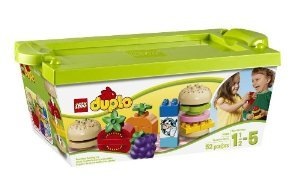 LEGO (レゴ) DUPLO Creative Play 10566 Creative Picnic Set ブロック おもちゃ