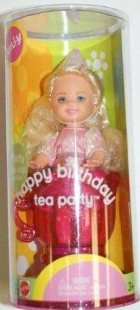 Barbie(バービー) Kelly Happy Birthday Tea Party doll Kelly ドール 人形 フィギュア