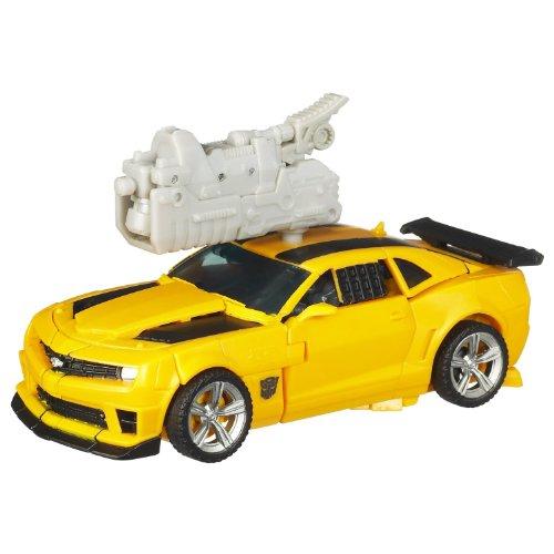 Transformers: Dark of the Moon - MechTech Deluxe - Bumblebee フィギュア 人形 おもちゃ