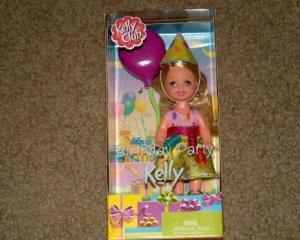 Barbie バービー Kelly Birthday Party Kelly Club 2002 Doll ドール 人形 おもちゃ