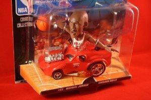 1998 Hot Wheels (ホットウィール) NBA Radical Rides - Michael Jordan - Chicago Bulls ミニカー ダイ