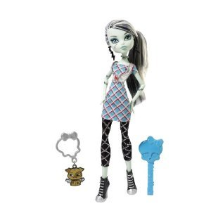 Monster High Classrooms Frankie Stein Doll