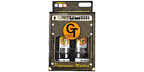 GROOVE TUBES グルーヴチューブ GT-6L6R LOW DUET 2本セット