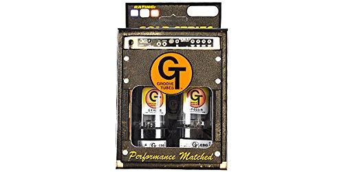 GROOVE TUBES グルーヴチューブ GT-6L6R MED DUET 2本セット