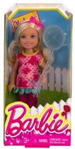 Chelsea w/ Butterfly Net: Barbie(バービー) Chelsea & Friends Summer Dreamhouse Collection ~5.5