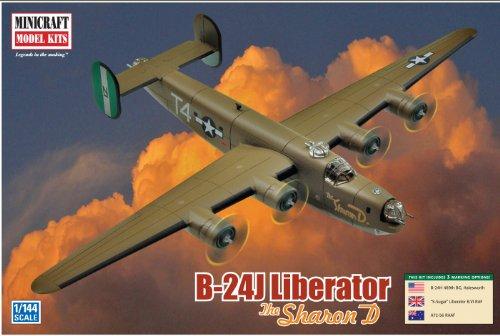 """1/144 B-24J リベレーター """"The Sharon D"""""""