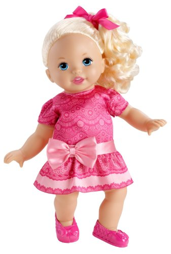 Little Mommy Sweet As Me Girly Girl Doll 人形 ドール