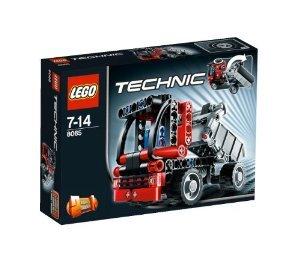 Lego (レゴ) - Technic (テクニック) 8065 Mini Container Truck ブロック おもちゃ