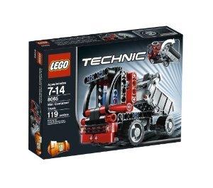 LEGO (レゴ) Technic (テクニック) Mini Container Truck 8065 ブロック おもちゃ