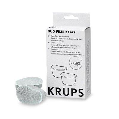 Krups クラプス DUO Filter - 472