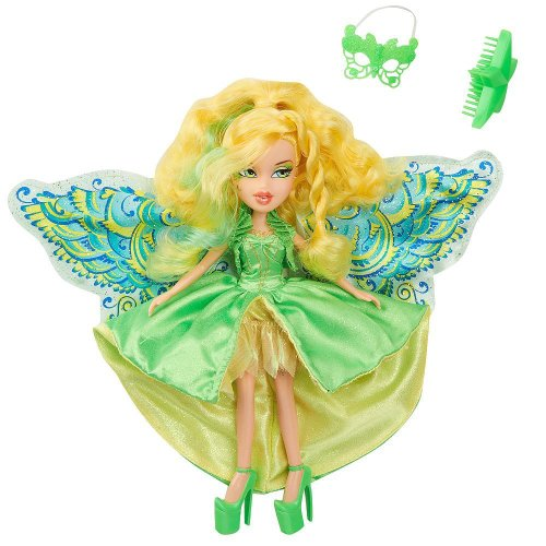 Exclusive Bratz ブラッツ Chic Mystique Meygan Parakeet Doll Limited Edition 人形 ドール