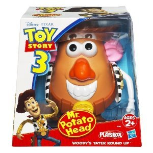 Playskool Mr. Potato Head Toy Story 3 Movie - Woody