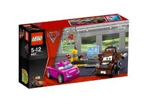 Lego (レゴ) Cars 8424 : Mater'S Spy Zone ブロック おもちゃ
