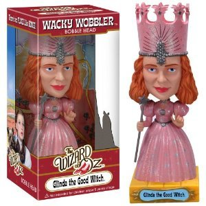 Funko Wizard of Oz: Glinda Wacky Wobbler