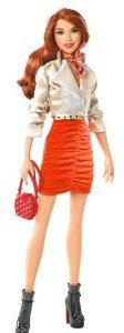Barbie(バービー) Stardoll by Barbie(バービー) Bisou - Orange Doll ドール 人形 フィギュア