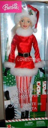 Barbie バービー Santa's Helper 人形 ドール