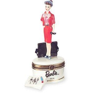 Barbie(バービー) Busy Gal PHB Statue ドール 人形 フィギュア