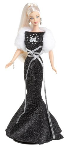 Barbie バービー Collector Zodiac Dolls: Capricorn (December 22 - January 19) 人形 ドール