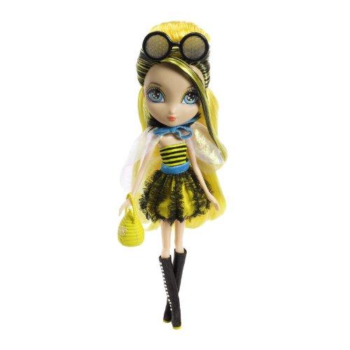 Spinmaster La Dee Da Garden Tea Party, Dee as Bee-Licious 人形 ドール