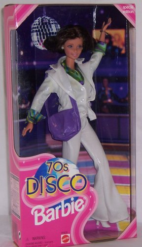 バービー70's Disco Barbie Special Edition  19929