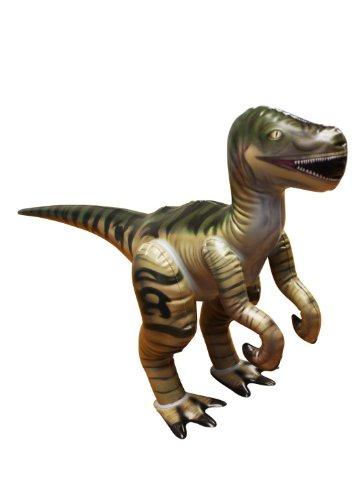 Jet Creations Inflatable Velociraptor Dinosaur Jr Waypoint Geographic フィギュア ダイキャスト 人形