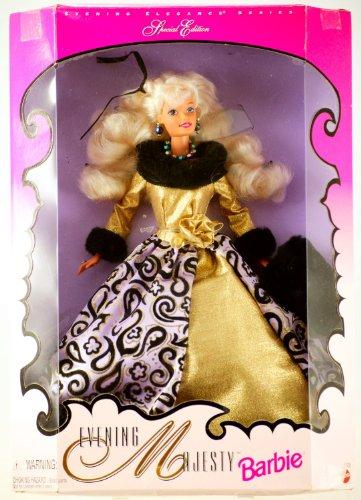 1996 - Mattel マテル社 - Evening Majesty Barbie バービー - Special Edition - Evening Elegance Seri