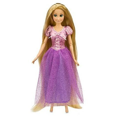 Disney (ディズニー)Tangled Classic Rapunzel Doll -- 12'' ドール 人形 フィギュア