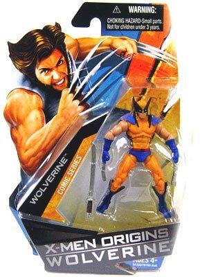 ウルヴァリン X-MEN ZERO ムービー アクションフィギュア/ウルヴァリン<コミック/タイガー・ストライプ