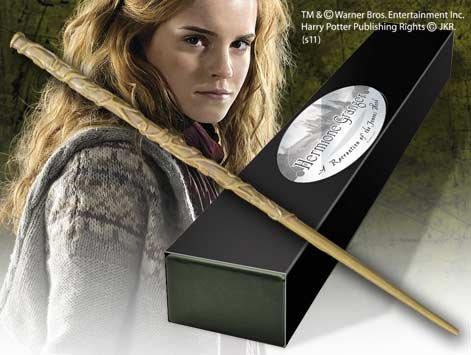 ハリーポッター 1/1スケール魔法の杖レプリカ ハーマイオニーVer.2