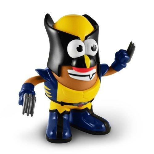 PPW Marvel マーブル Comics Wolverine ウルヴァリン Mr. Potato Head ミスターポテトヘッド Toy Figure