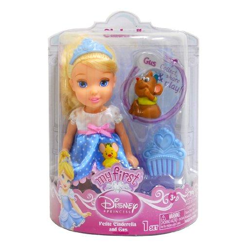 [ディズニー]Disney Princess Petite Cinderella&Gus/プチ シンデレラ&ガス 着せ替え 人形
