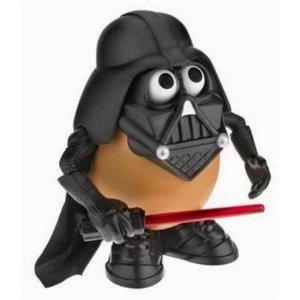 スターウォーズ Mr. Potato Head - Darth Tater