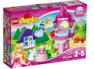 LEGO (レゴ) DUPLO Princess 10542 Sleeping Beauty's Fairy Tale ブロック おもちゃ