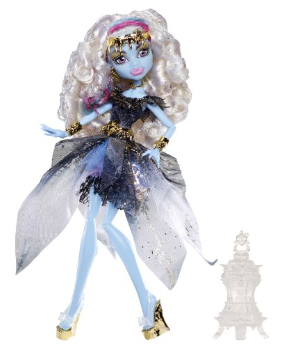 Mattel BBR94 Monster High - Abbey Bominable 13 wishes doll (Exclusive)