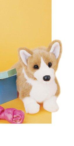 Stuffed Ingrid Welsh Corgi フィギュア ダイキャスト 人形