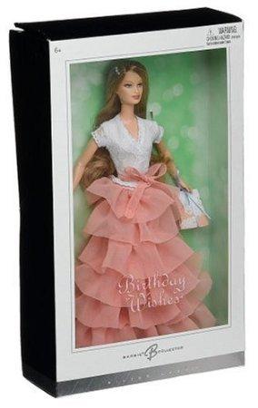 Birthday Wishes Barbie(バービー) - Peach ドール 人形 フィギュア