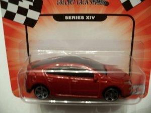 Speed Wheels 2011 Chevrolet (シボレー) Volt ~ Red (シリーズ XIV) ミニカー ダイキャスト 車 自動車