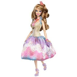 Barbie Fashionistas Gown Cutie Doll