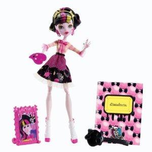 Brand New Draculaura Monster High (モンスターハイ) Art Class Doll | Mattel (マテル社) BDF12 ドール