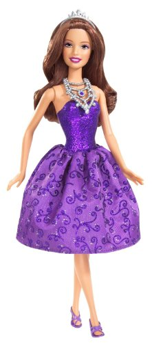 Barbie バービー Modern Princess Teresa Doll 人形 ドール
